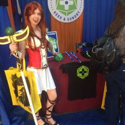 The Misadventures Of A Shiny New Cosplayer